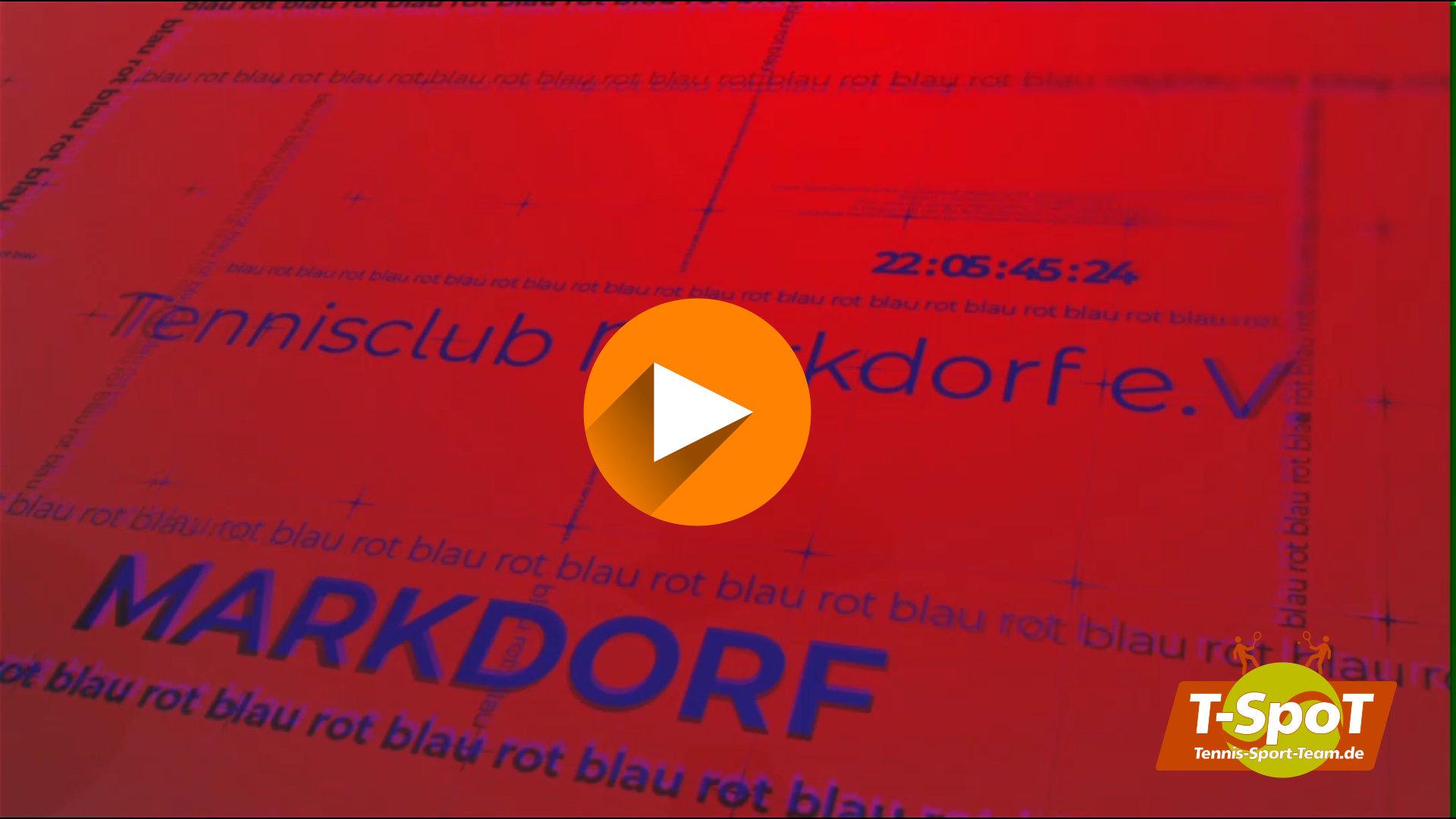 T-SpoT Clubrace / TC Markdorf Video | www.clubrace.cadaiungo.de | T-SpoT - Tennis-Sport-Team.de